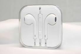 Проводные наушники Apple EaePods