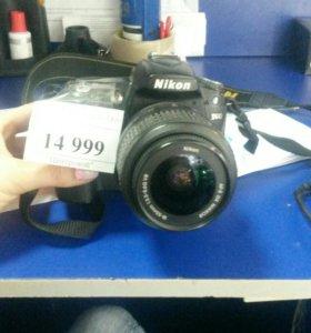 Фотоаппарат NikonD90