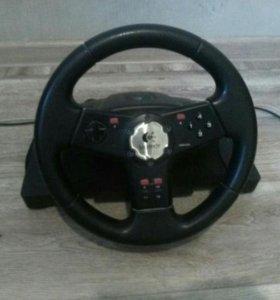 Logitech Formula Vibration Feedback Wheel