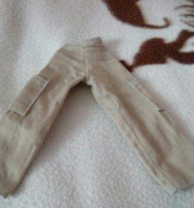 Штаны для кукол.