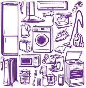 Ремонт бытовой мелкой техники на дому