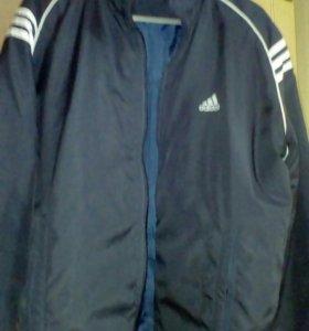 Адидас куртка
