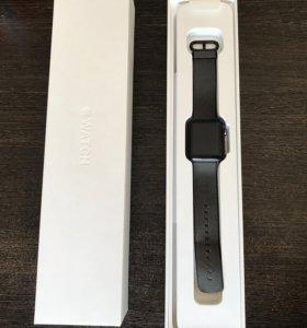 Apple Watch series 2 42 мм space grey
