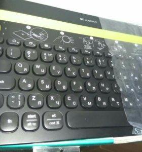 Беспроводная клавиатура 3 в 1