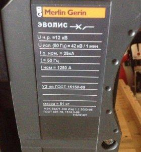Вакуумный выключатель Evolis Schneider Electric