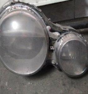 Оптика на Mercedes W 210