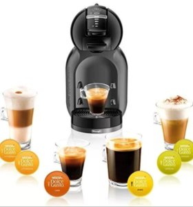 Капсульная кофемашина Dolce Gusto (Nescafe)