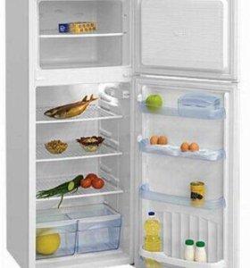 холодильник двух камерный-одно компрессорный