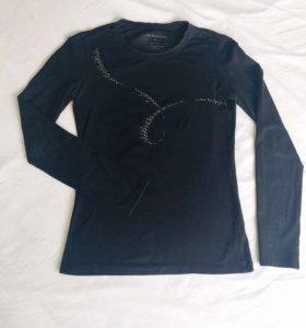 Кофта CK (m), брюки ZARA (m)