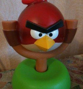 Ночник Angry birds!)