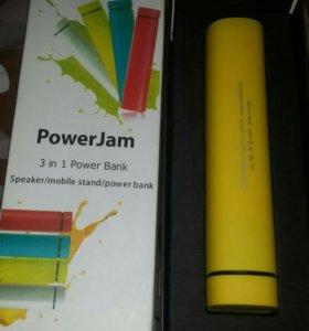 3в1.Муз.колонка (5w);Power bank...