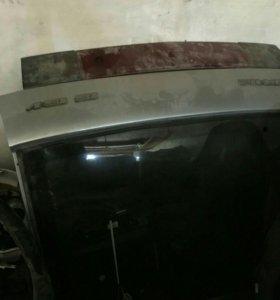 Крышка багажника ваз 2112