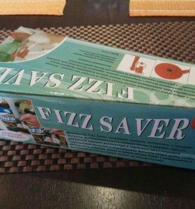 Диспенсер для газ.воды Fizz Saver