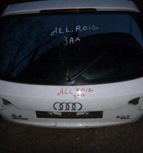 Дверь багажника со стеклом Audi A4 [B8] Allroad