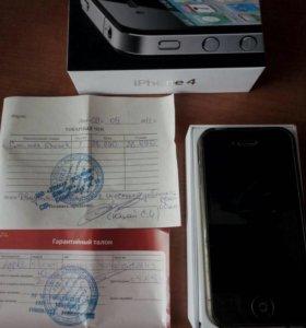 iPhone 4 ОРИГИНАЛ 16Gb