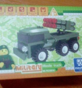 Лего Mindbox Military