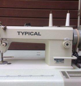 Промышленная швейная машина Typical GC 201