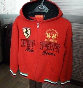 Детский спортивный костюм Ferrari