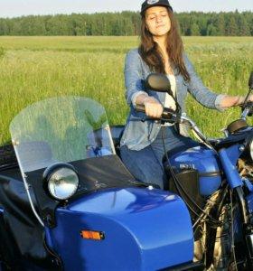 Мотоциклы IMZ URAL