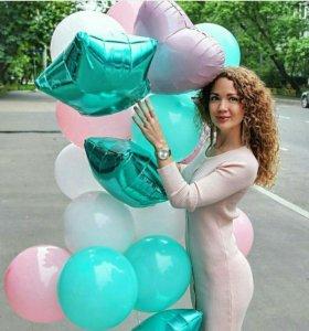 Яркие и модные шарики