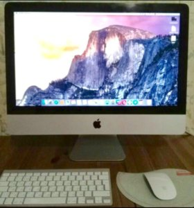 iMac 21.5 2011'.  8Gb память 1 Tb HDD