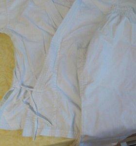 Кимоно+ накладки (перчатки)