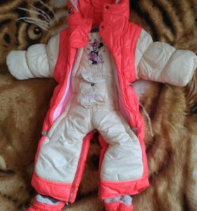 Зимний костюм-трансформер