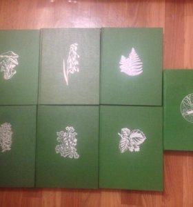Энциклопедия. Жизнь растений. 6 томов