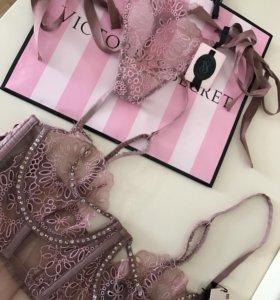 Элитное роскошное белье Victoria's Secret новое
