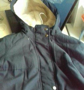 Куртка- парка демисезонная