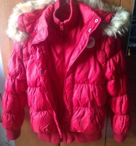 Девушке пакет курток р 42