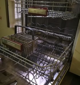 Посудомоечная машина NEFF S51 T65 X5 RU