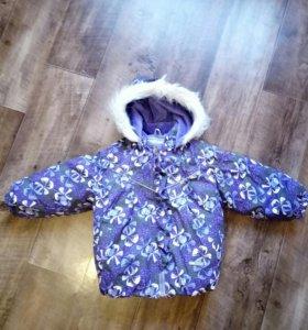 Куртка зимняя Lenne