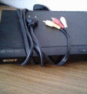 DVD player sony dvp-sr120