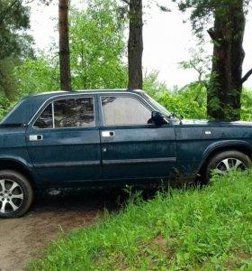 Волга 3110, 2000г выпуска