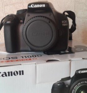 Зеркальная камера Canon 1100D Body