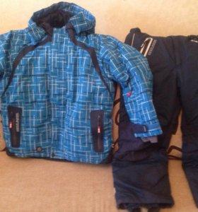 Комплект Ketch Кетч зимний куртка полукомбинезон