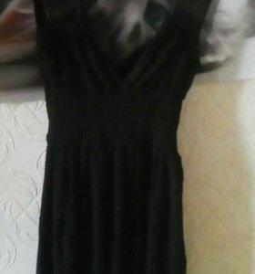 Платье можно и как тунику,коротенькое