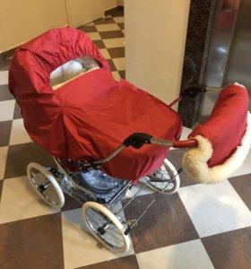 Детская коляска HESBA