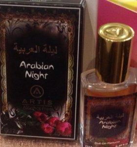 Арабская ночь духи маслянные
