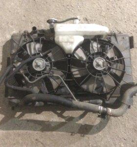Радиатор,вентиляторы Mazda 6 Gh