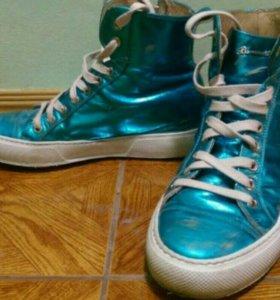 Ботинки демисезонные barracuda
