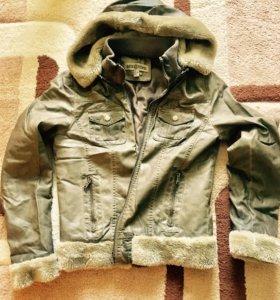 Куртка жён.р-р 42-44 ЭКО кожа (Европа)