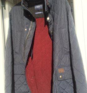 Стёганная куртка Gant