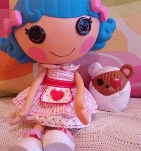 Кукла лалалупси с мишкой