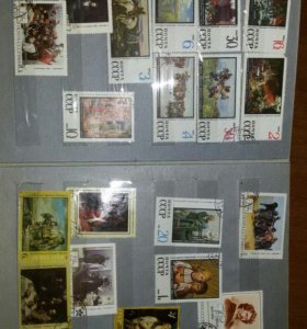 Стариные марки