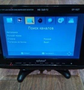 """Цифровой ЖК телевизор 10"""" в автомобиль"""