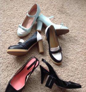 Новые туфли , 36 размер