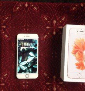 iPhone 6s 16 gb Rose Golg