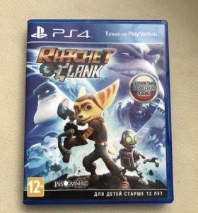 Видеоигра для PS4 Ratchet & Clank